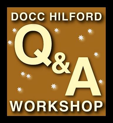 Q&A Workshop