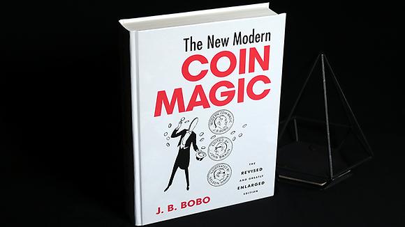 The New Modern Coin Magic - J.B. Bobo