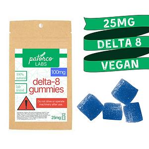 The best Delta 8 gummies Baltimore