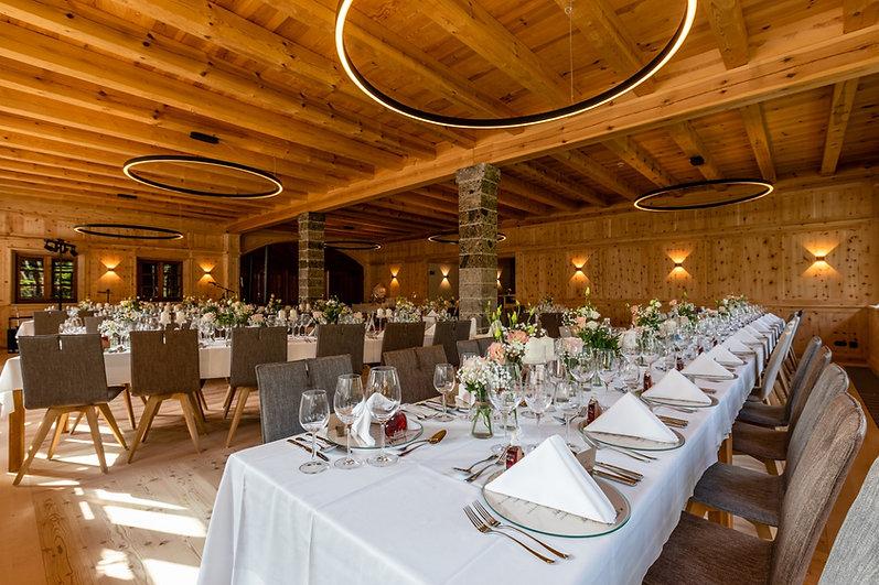 Festsaal Glaserhof, Hochzeitslocation