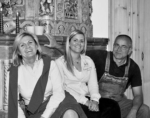 Glaserhof Familie Holzmann