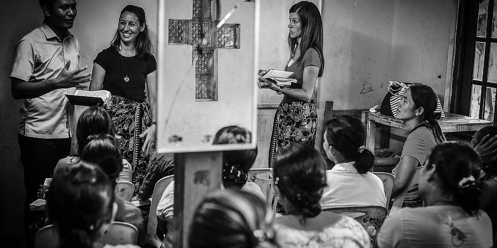 Connect-2-Women: Dinner & Bible Study