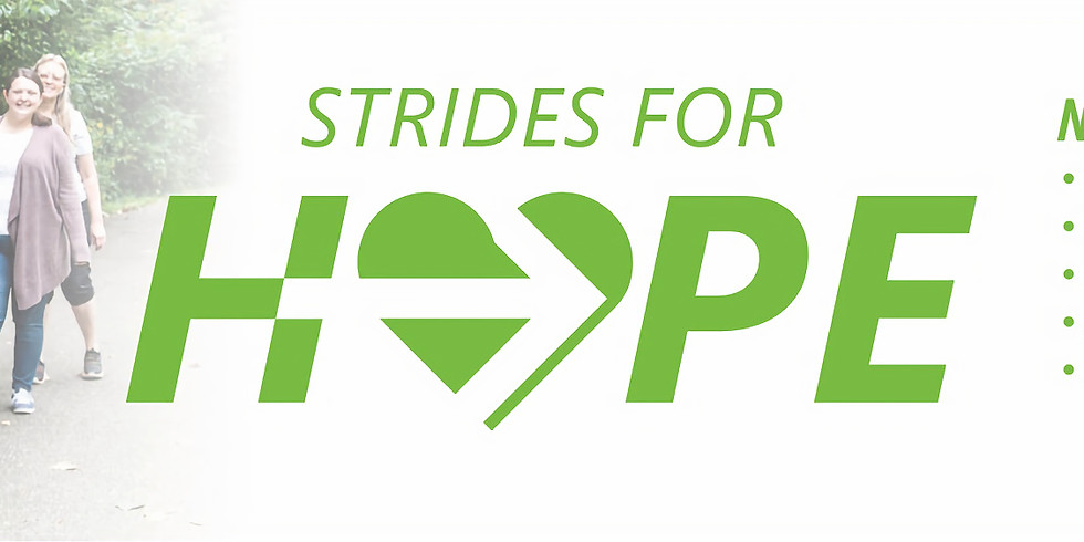 Strides for Hope - On-line or On-Site Walk for Life