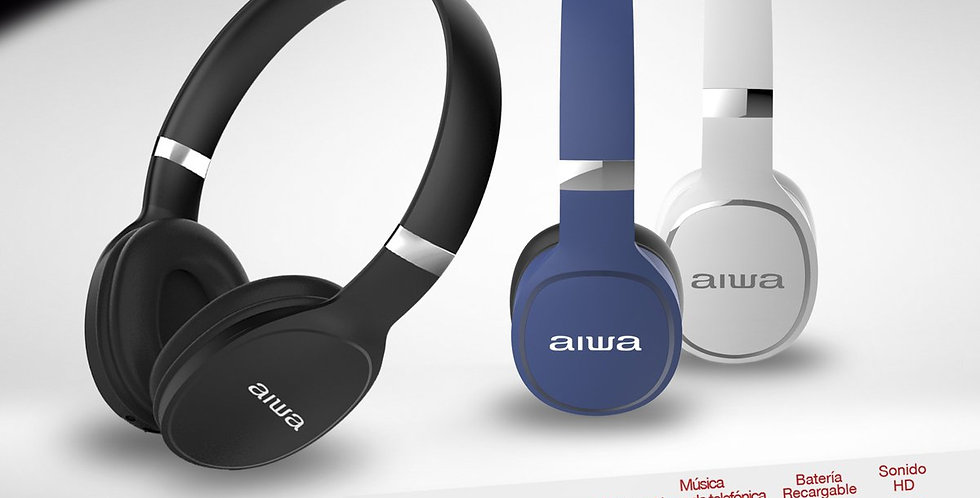 Audífonos Wireless  AIWA
