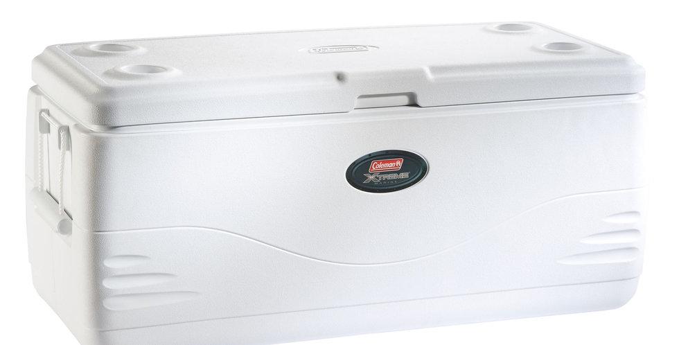Hielera Xtreme 150QT, blanca.