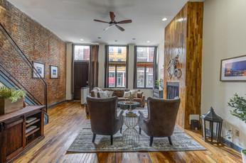 Living Room - Cincinnati, OH