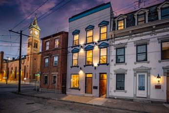 Twilight - Downtown Cincinnati, OH