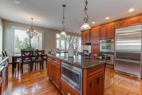Kitchen - Liberty Township, OH