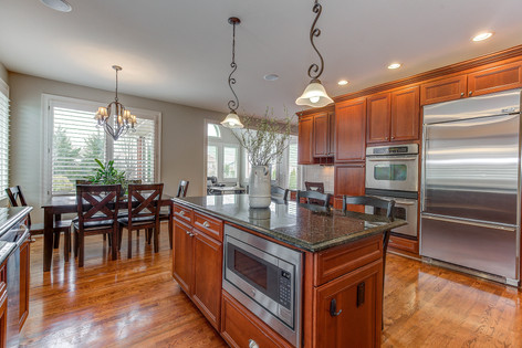 Kitchen - Liberty Township, OH