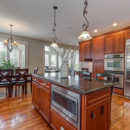 Kitchen - Liberty Twp, OH