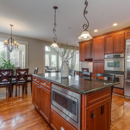 Kitchen - Liberty Twp, OH