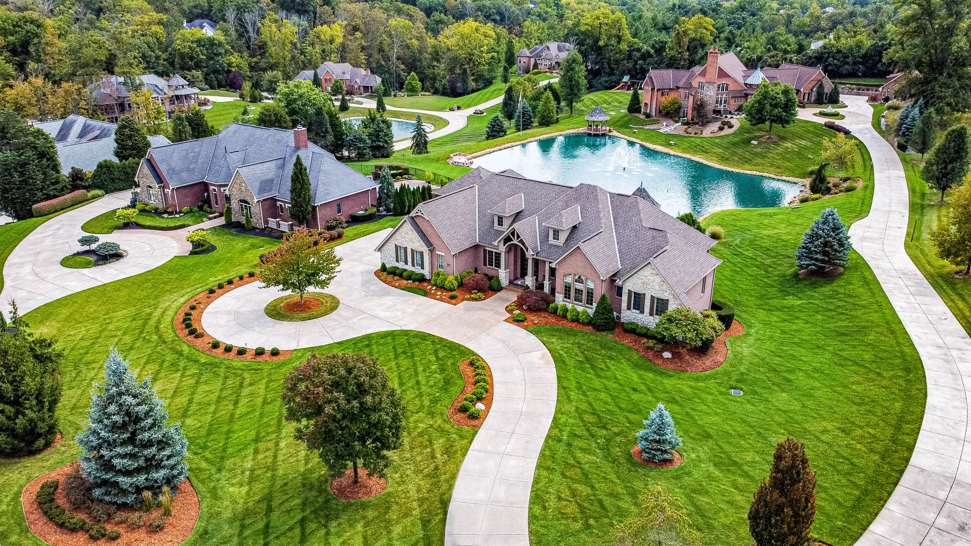 Aerial Photo - Cincinnati, OH