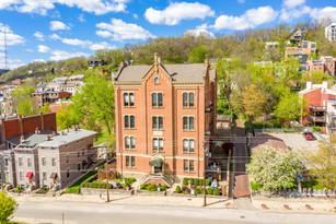 Aerial Photo - Downtown Cincinnati, OH