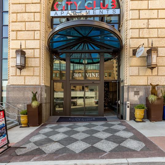 City Club - Downtown Cincinnati