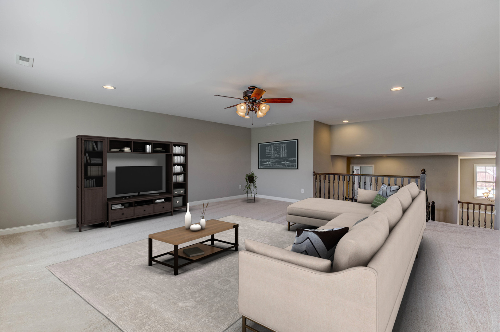 Virtual Staging - Mason, OH