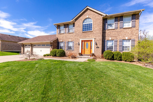 Front Exterior - Liberty Twp, OH
