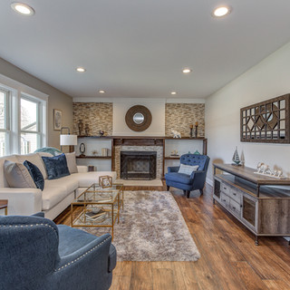 Living Room - West Chester, OH