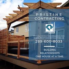 Deck Renovation 2021