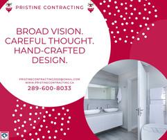 Pristine Christmas Bathroom Renovation