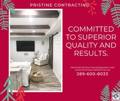 Pristine Christmas 2020