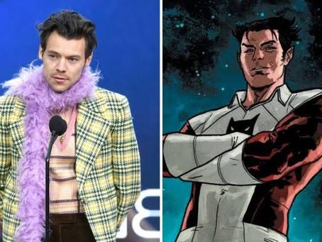 Harry Styles en, ¿'The Eternals'?, El cantante se une   a Marvel