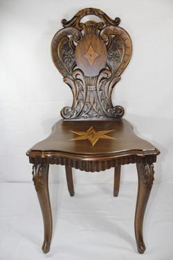 Chaise de Brienz