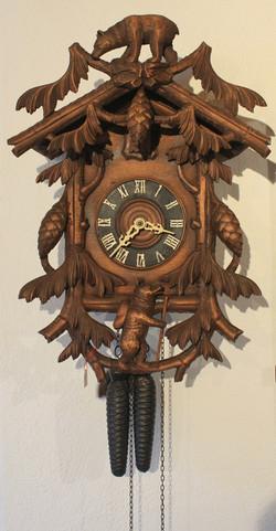 Horloge de Brienz