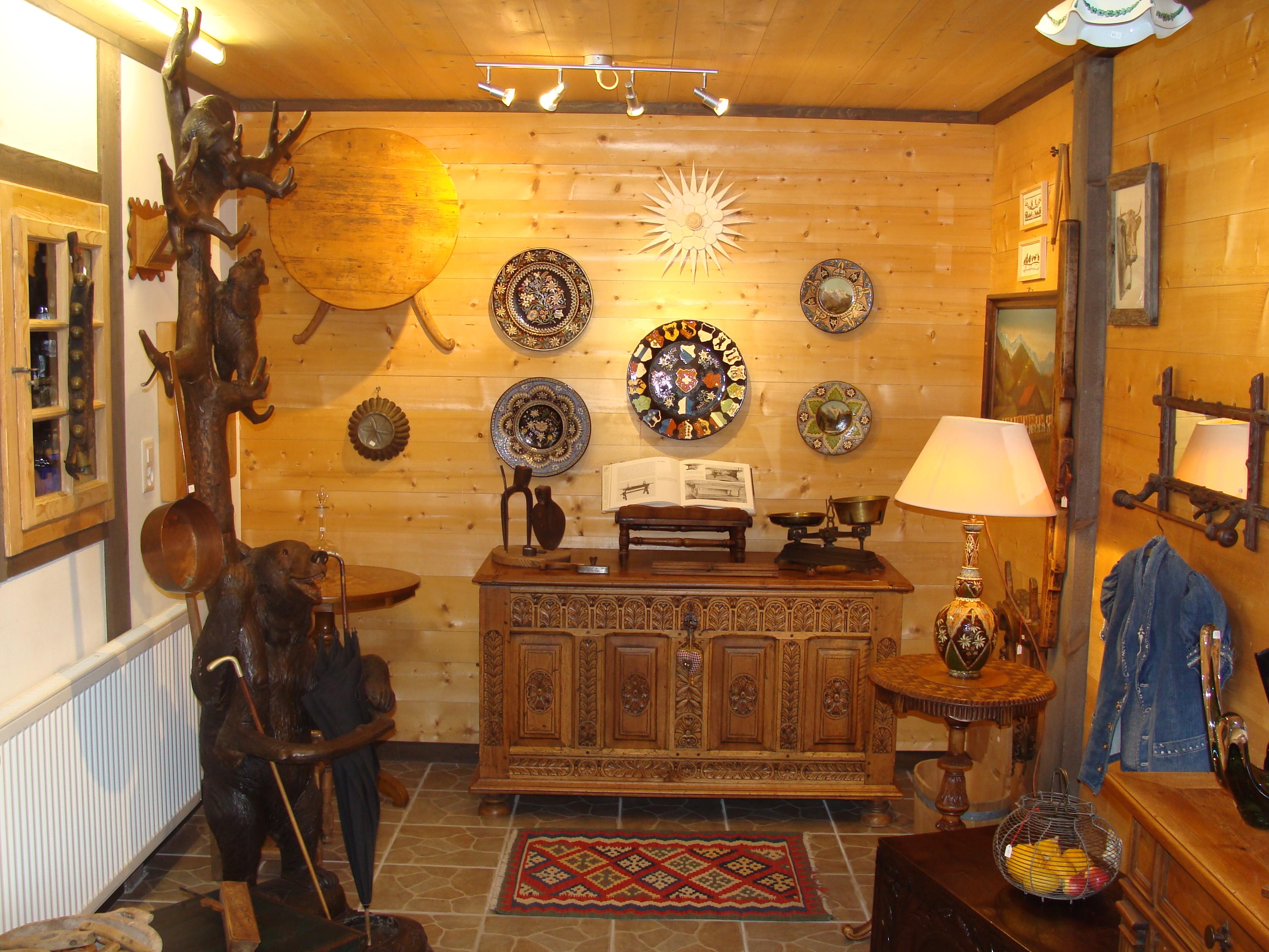L'antique galerie