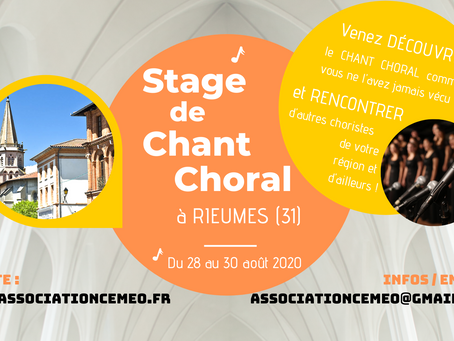 STAGE et COVID-19 : infos