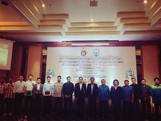 บริษัท CHC Navtech Thailand ได้เข้าร่วมบรรยายความรู้เกี่ยวกับการใช้ประโยชน์จากเครื่องรับสัญญาณดาวเที
