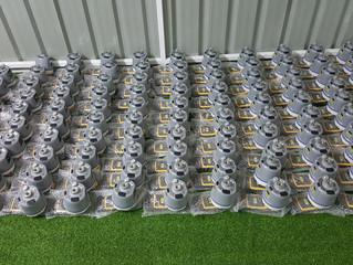 บริษัท CHC Navtech ได้ส่งมอบเครื่องรับสัญญาณดาวเทียม CHC i80 จำนวน 475 ชุด ให้กับกรมที่ดิน ในโครงการ