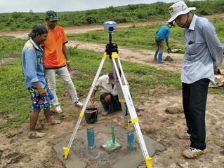 บริษัท CPP Myanmar ไว้วางใจเลือกใช้เครื่องรับสัญญาณดาวเทียมของบริษัท CHC Navtech (Thailand)