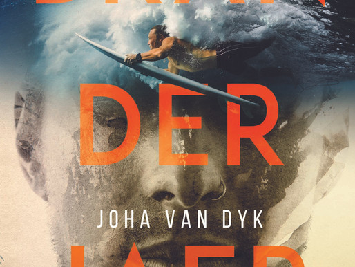 Branderjaer, the first of many for local author Joha Van Dyk