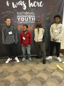 Youth at NIYC