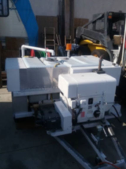 4018 series hydr jetter by US Jetting Company