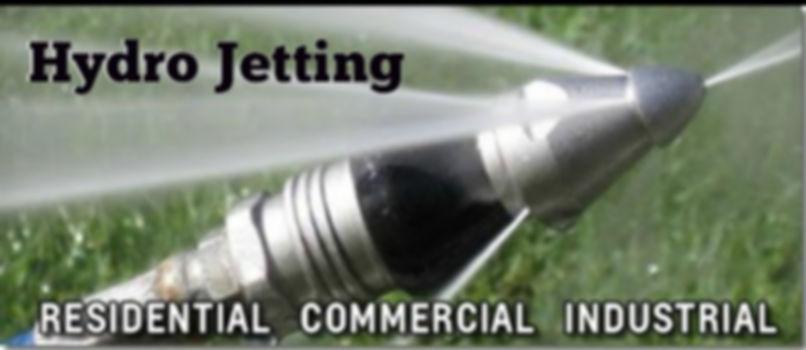 hydro jetting nozzle