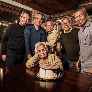 Lola Liaring's 95th Birthday