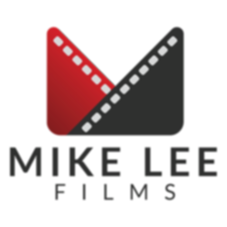 Mike Lee Films Logo Vertical - for light