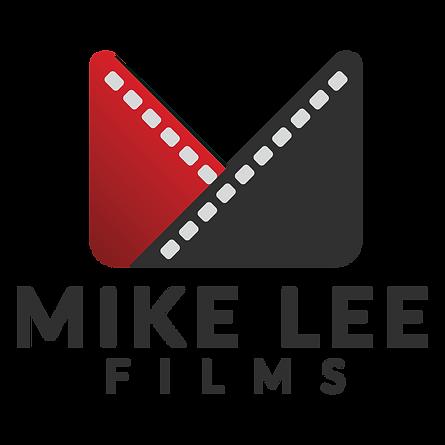 Mike Lee Films Logo Vertical - for light