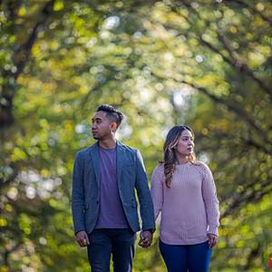 Mark & Tryna Prenuptial Photos