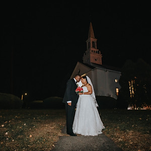 Albert & Barbara Wedding Photos