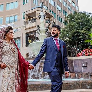 Asad & Sahar Engagement