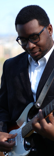 Elijah E. Davis (MD; Keys + Guitars)