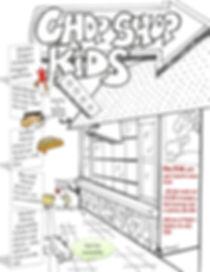 Butler restaurant chop shop