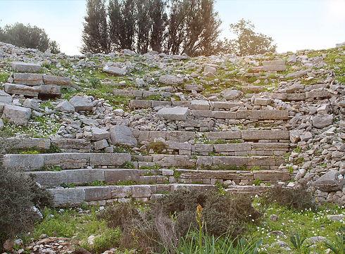 Dionysos Village Hotel - Amos Ruins