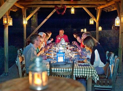 Dionysos Village Hotel - Farm Dinner
