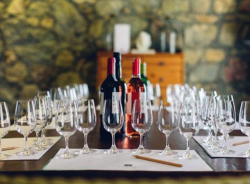 Dionysos Village Hotel - Wine Tasting