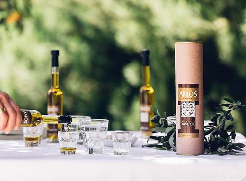 Dionysos Village Hotel - Olive Oil Tasting