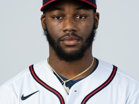 Harris getting noticed at Braves Camp