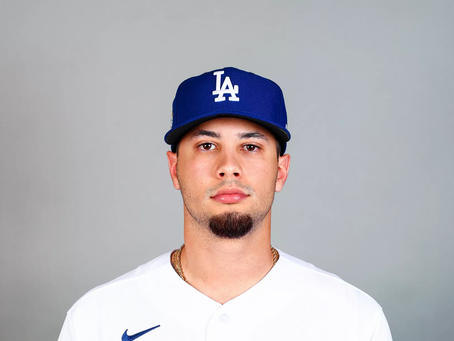 Jacob Amaya considered best defensive player in Dodgers' system